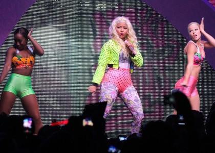 Nicki Minaj, a novembre il terzo album