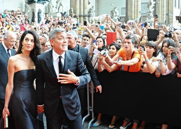 Clooney, nozze a Venezia il 26 settembre