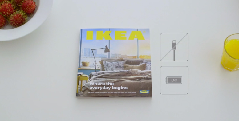 Lo spot di Ikea che sfotte la Apple