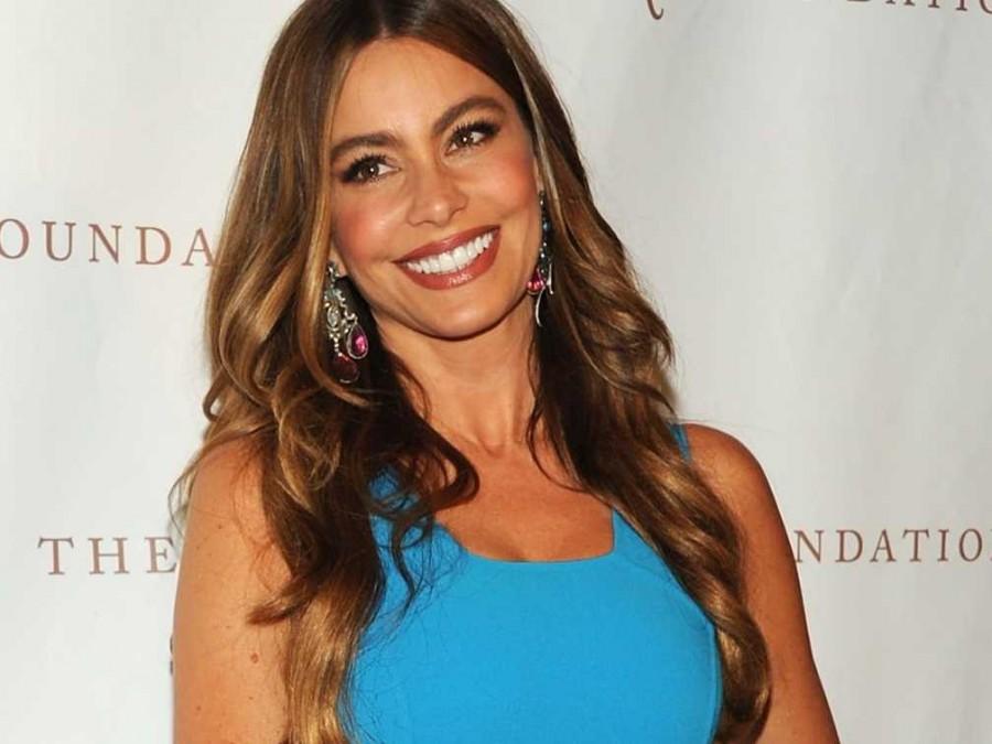 Sofia Vergara è l'attrice più pagata della tv americana.