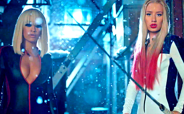 Il video di Black Widow  con Iggy Azzalea e Rita Ora