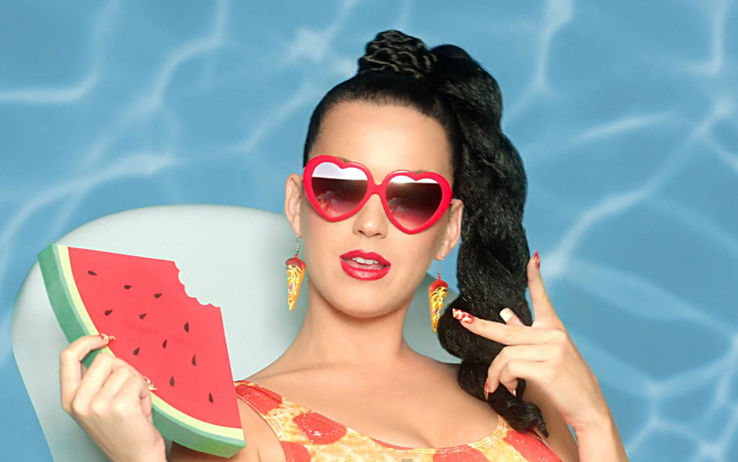 Il video di This Is How We Do il nuovo disco di Katy perry