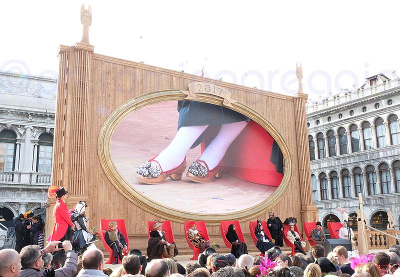 Carnevale di Venezia, Maschere, Giuria