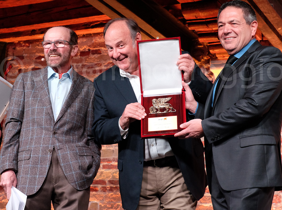 Gerry Scotti Premio AEPE