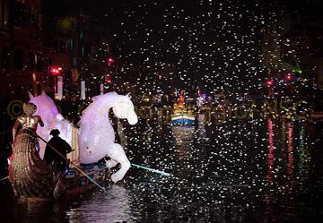 Carnevale di Venezia Ianugurazione