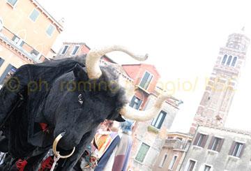 Carnevale di Venezia - Toro