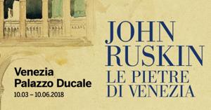 John Ruskin, The Stone Of Venice, Palazzo Ducale Venezia