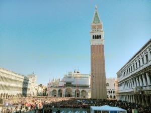 Piazza San Marco, Venezia – Foto © Romina Greggio