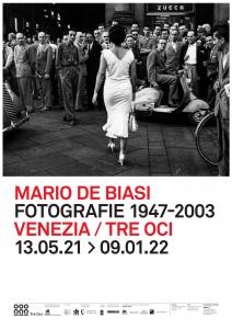 Mario De Biasi in Mostra alla Casa dei TreOci, Venezia
